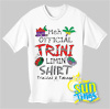 Meh Official TRINI Limin Shirt
